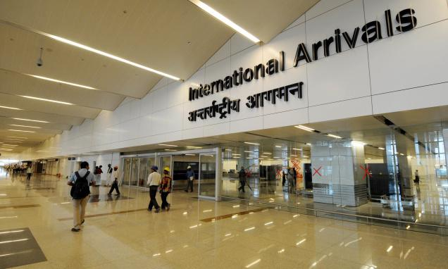 Delhi Airport image