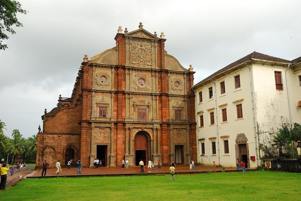 The Bom Jesus Basilica