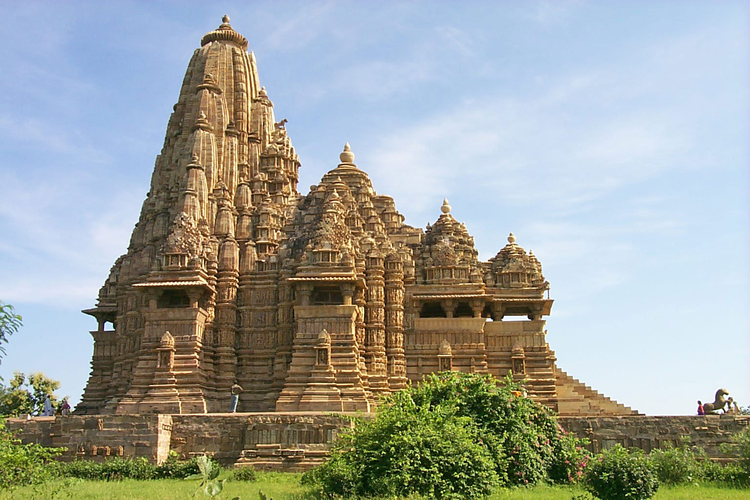 image of The Western group of temples
