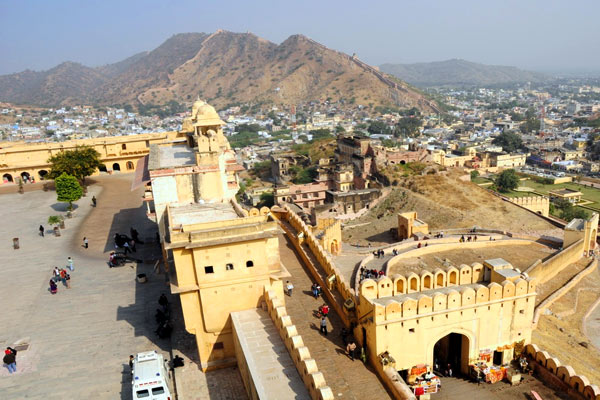image of View From Amber Fort