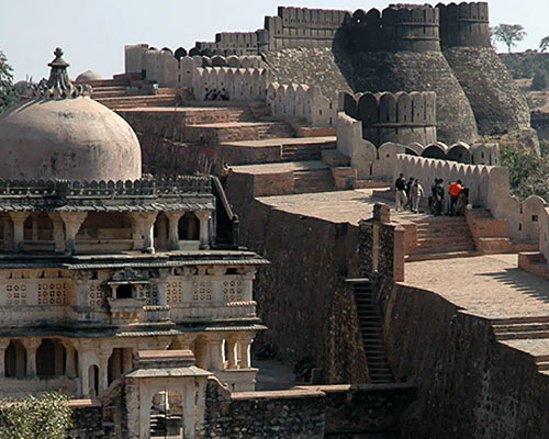 image of Kumbhalgarh Fort