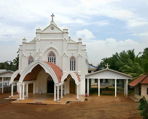 St John The Baptist Church Kumarakom