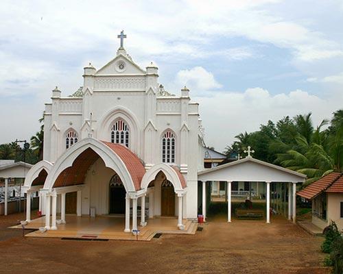 St John The Baptist Church Kumarakom