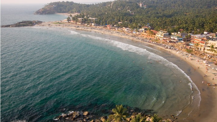 image of Kovalam Beach