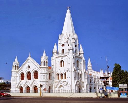 image of St Thomas Basilica