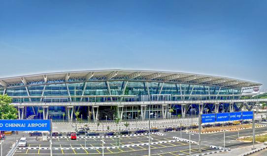 Chennai Airport image