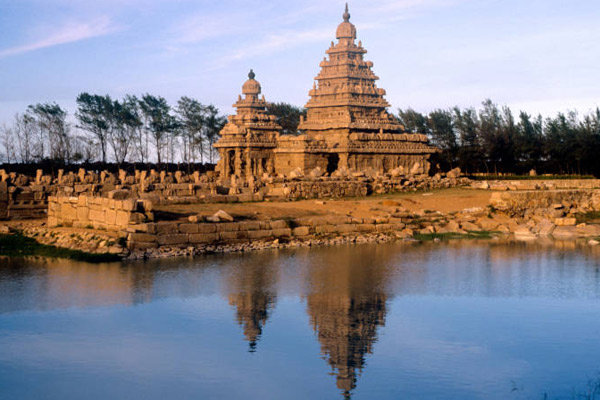 image of Shore Temple Mahabalipuram