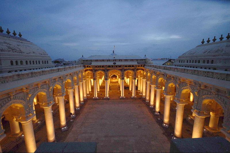 image of Thirumalai Nayak Mahal