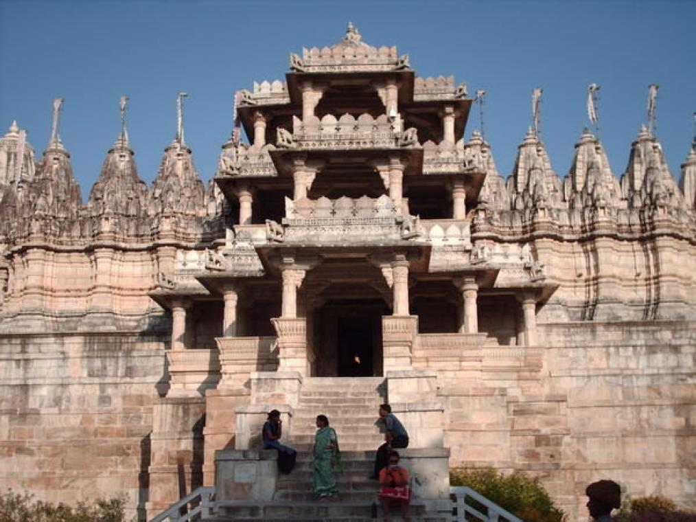 Jain Temple in Jainimedu