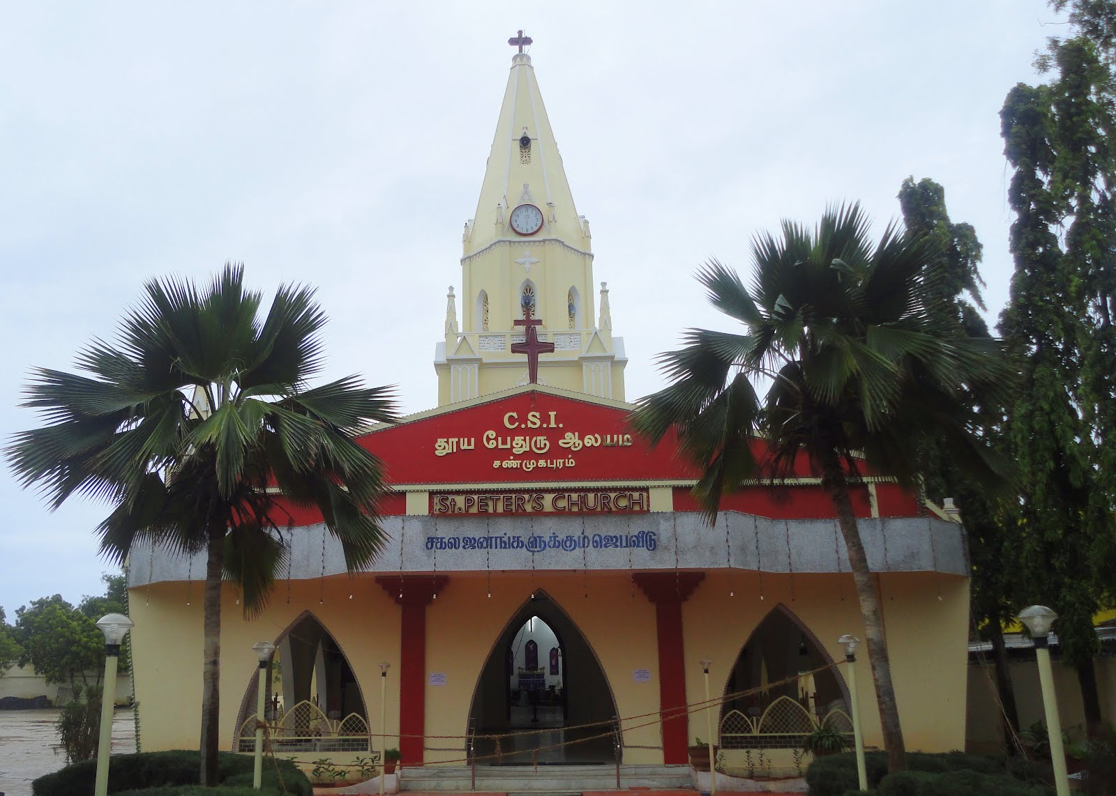 Tuticorin India  City pictures : General Information