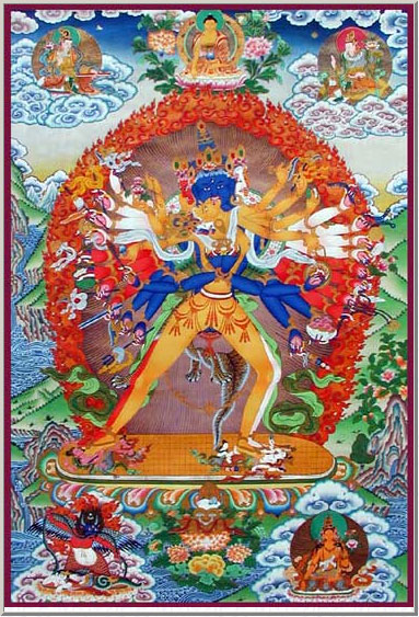 Kalachakra la roue du temps Kalachakra